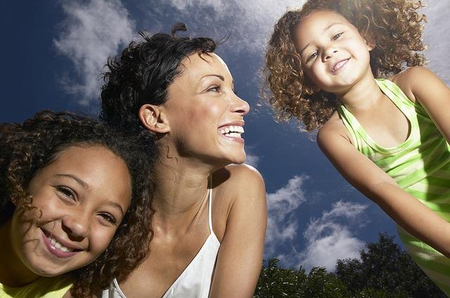 stiefmoeder en stiefkinderen
